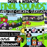 DIGITAL Final Sounds - Google Slides & Seesaw