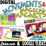 DIGITAL Movement & Magnets - Seesaw & Google Slides!