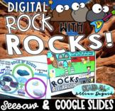 DIGITAL Rocks & Soil - Google Slides, Seesaw, Self-Checkin