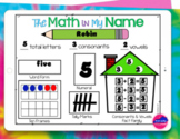 Distance Learning: The Math in My Name