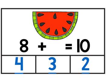 Digital Doohickeys: Ways to 10 Watermelons