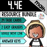 Dividing Whole Numbers - 4.4E Math TEKS Resource Bundle