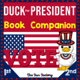 Duck for President Activities | Election Day | Presidents