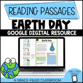 Earth Day Reading Passages DIGITAL ONLY
