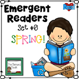 Emergent Readers Set #6- Spring Themes