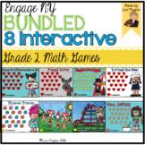 Engage NY Grade 2 BUNDLED Interactive Math Games