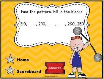 Eureka Math/ Engage NY Grade 2 Module 3 Interactive Math Game