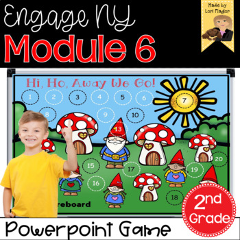 Engage NY Grade 2 Module 6 Interactive Math Game