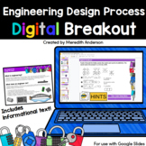 Engineering Design Process - Digital Breakout Distance Learning
