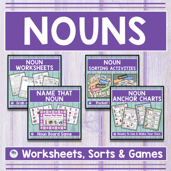 NOUN GAMES