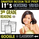 Reading Test Prep 3rd Grade for Google Classroom