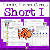 Short I Vowel One Page Games