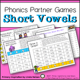 Short Vowel Games for Mixed Practice with All Vowels One P