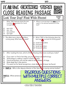 Test Prep 3rd Grade BUNDLE for Google Classroom