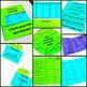 Adjectives Grammar Interactive Notebook