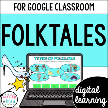 Google Drive & Google Classroom: Folktales