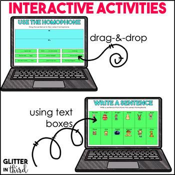 Homophones for Google Drive & Google Classroom