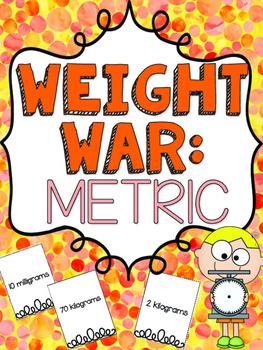 Metric Weight Game
