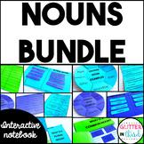 Nouns Grammar Interactive Notebook