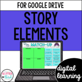 Story Elements for Google Drive & Google Classroom