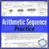 Arithmetic Sequence Activity