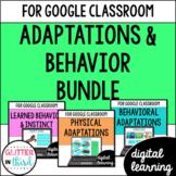 Adaptations & Behavior for Google Drive & Google Classroom