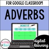 Adverbs for Google Drive & Google Classroom