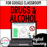 Alcohol, Drugs, & Tobacco for Google Drive & Classroom