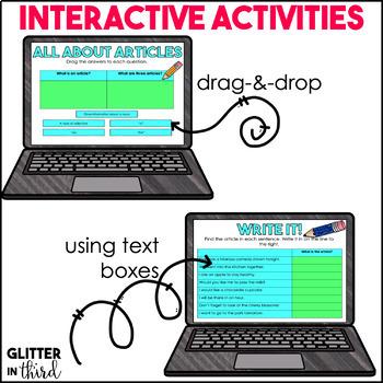 Articles for Google Drive & Google Classroom