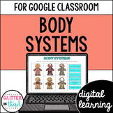 Google Classroom Distance Learning Body Systems