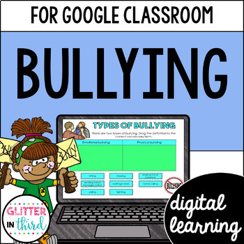 Bullying for Google Drive & Classroom HEALTH