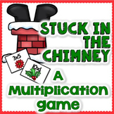 Christmas Multiplication Math Game Center