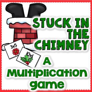 Christmas Multiplication Math Game Center