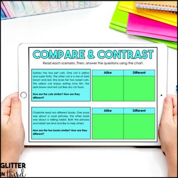 Compare & Contrast for Google Drive & Google Classroom
