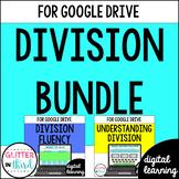 DIVISION Third-Grade for Google Classroom Digital BUNDLE