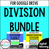 DIVISION Third-Grade for Google Classroom Digital BUNDLE