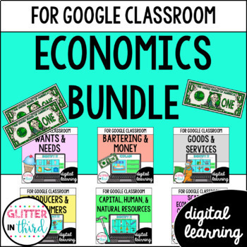 Economics for Google Drive & Google Classrooom