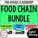 Google Drive & Google Classroom: Food Chains