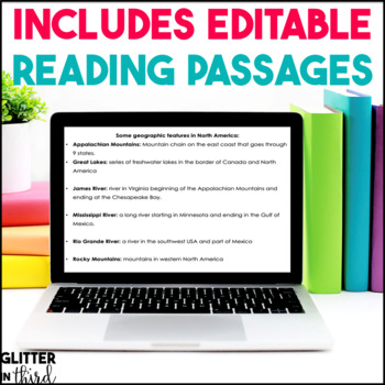 Geography VA SOL 2.6 for Google Classroom DIGITAL