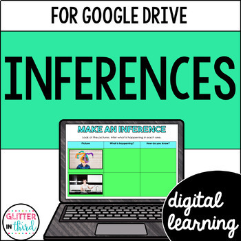 Inferences for Google Classroom DIGITAL