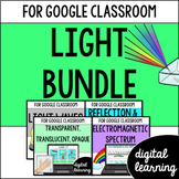 Light for Google Classroom DIGITAL BUNDLE
