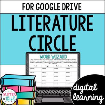 Google Drive & Google Classroom: Literature Circle