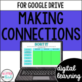 Making Connections for Google Classroom Digital Reading