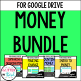 MONEY Third-Grade Virginia VA SOL Bundle for Google Classroom DIGITAL