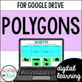 Polygons for Google Classroom DIGITAL