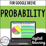 Probability for Math Google Drive & Google Classroom