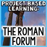 Project Based Learning Activity: Ancient Rome Social Studies PBL