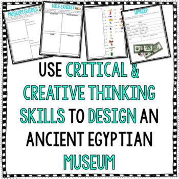 Project Based Learning for Google Drive: Ancient Egypt PBL