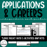 Psychology: Applications & Careers Independent Work Packet