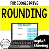 Rounding for Math Google Drive & Google Classroom